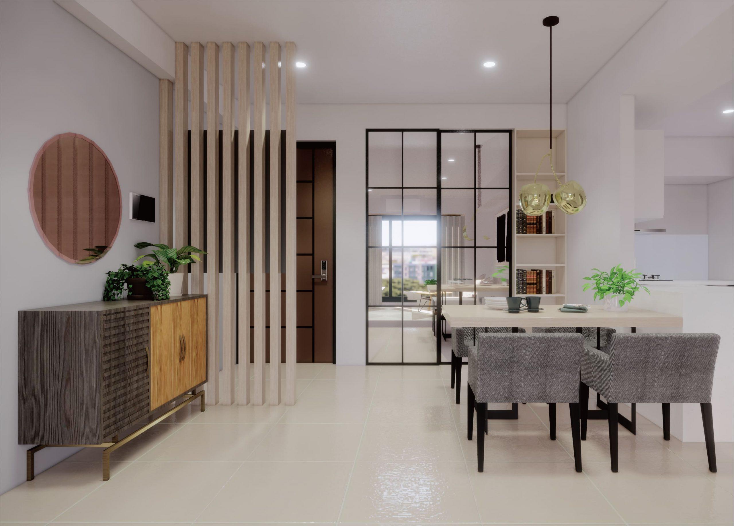 台南市北區/住宅空間