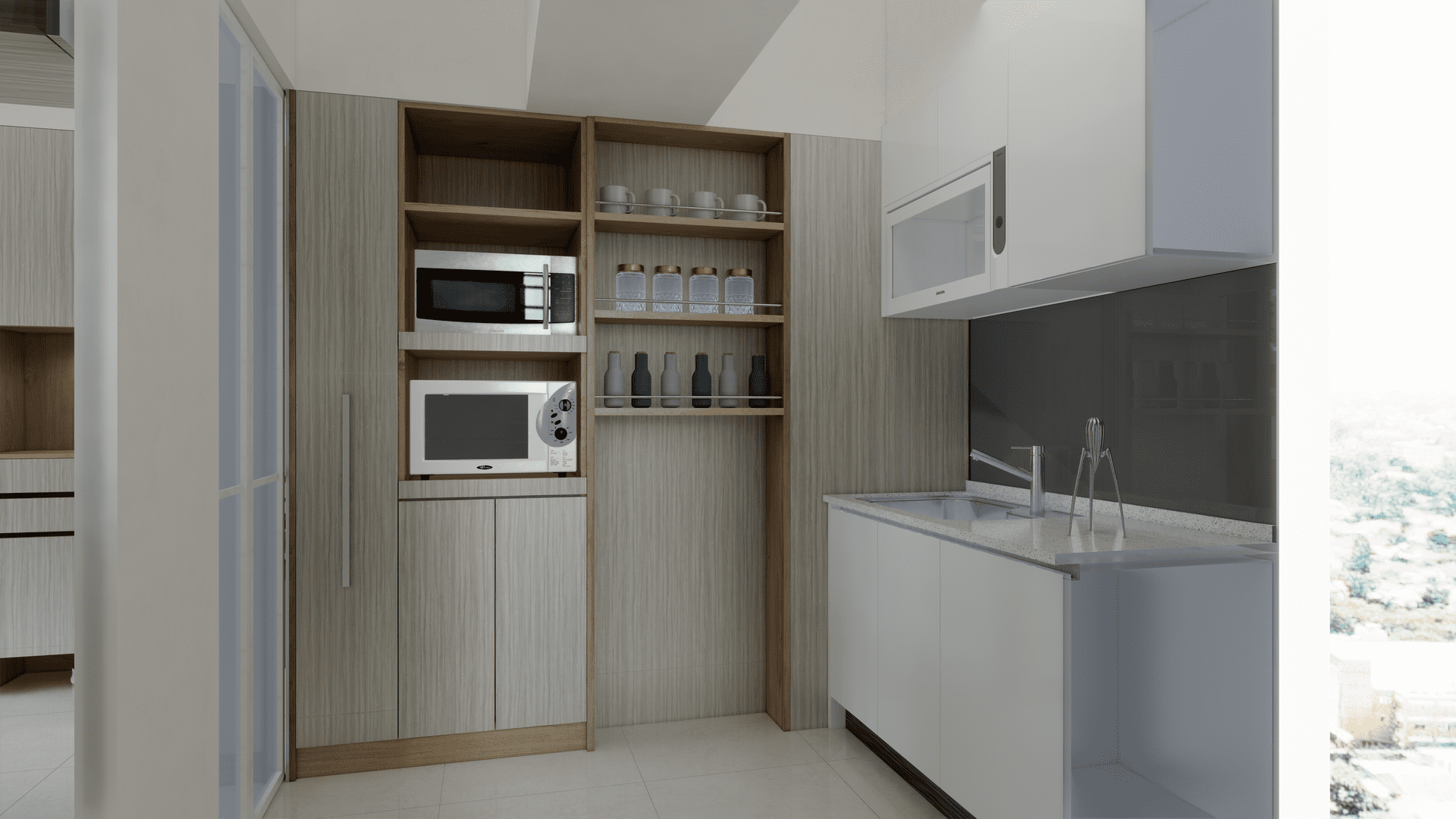 住宅空間-廚房