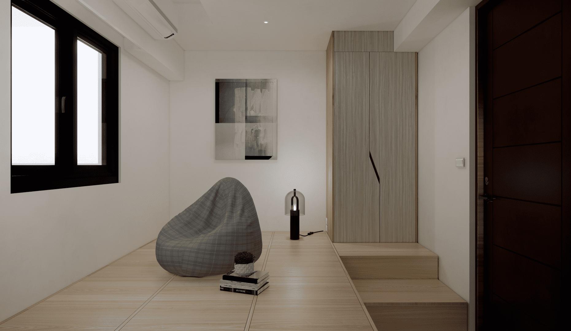 住宅空間-次臥